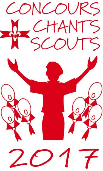 insigne du concours national de chants scouts